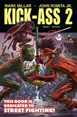 Kick-Ass Vol 2 7