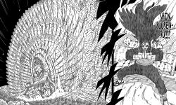 Manga Naruto 621: Hashirama Y Madara