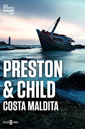 Costa maldita de Douglas Preston
