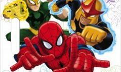 spider-man-megalibro-para-colorear
