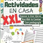 Mi libro de Actividades en Casa XXL