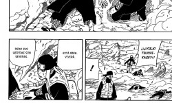 Naruto Manga 561: El Poder en un Nombre
