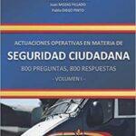 ACTUACIONES OPERATIVAS EN MATERIA DE SEGURIDAD CIUDADANA